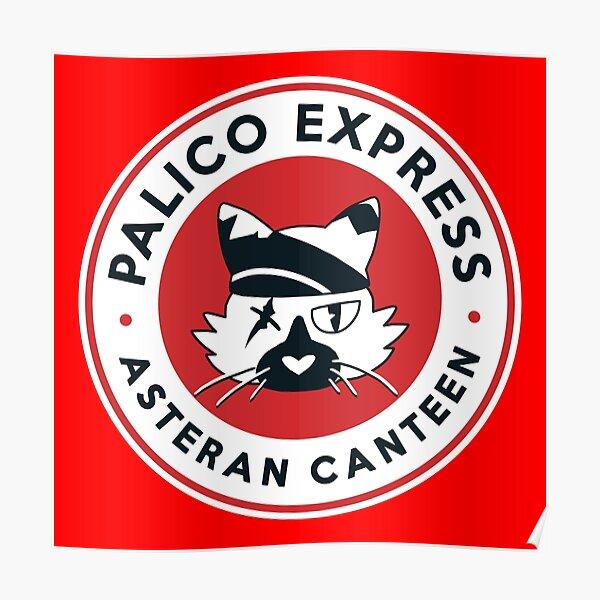 Palico Express Poster
