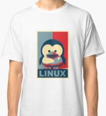 Linux Baby Tux Classic T-Shirt