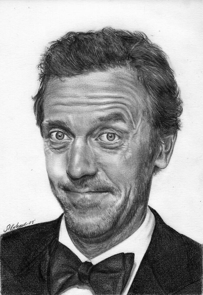 Just Hugh by Samantha Norbury