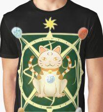 CAT MAGIC Graphic T-Shirt