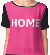 home  Chiffon Top