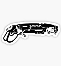 Gnasher Print Sticker