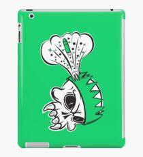 Boom Headshot gaming skull iPad Case/Skin