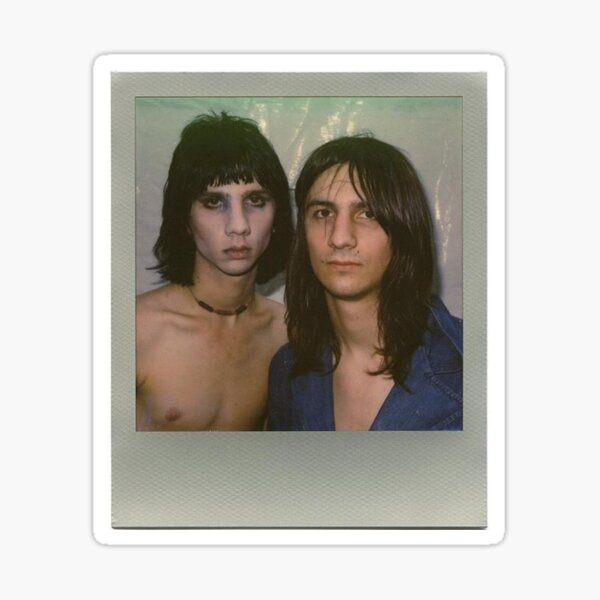 Lemon Twigs Polaroid Sticker