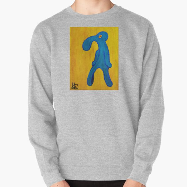 Bold 'n Brash (A touch of tulle) Pullover Sweatshirt