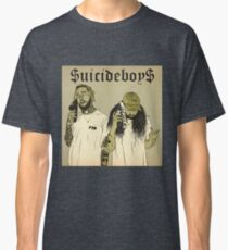 Suicideboys G59 Artwork $uicideboy$ Classic T-Shirt