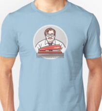 IF THEY TAKE MY STAPLER I SET THE BUILDING ON FIRE   Office Space Unisex T