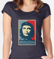 Revolucion! Women's Fitted Scoop T-Shirt