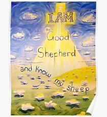 I AM the Good Shepherd Poster