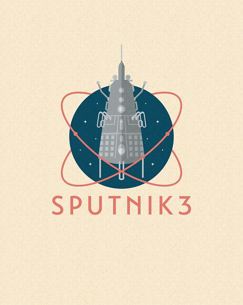 Sputnik 3 by mgulin