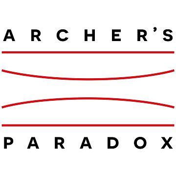 ARCHER'S PARADOX (Archery by BOWTIQUE) by BOWTIQUE