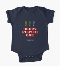 Ready Player One One Piece - Short Sleeve