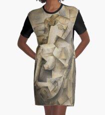 Vestido camiseta Chica con mandolina-Pablo Picasso