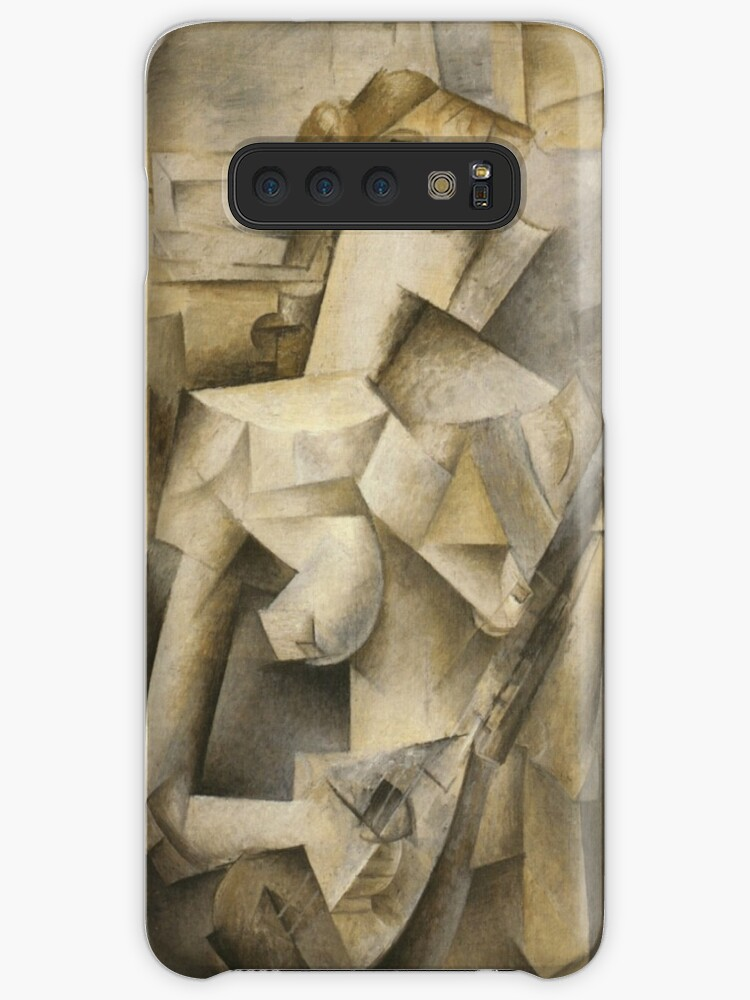 Picasso girl with mandolin this