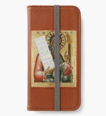 Ezekiel Brings us Guitar iPhone Wallet/Case/Skin