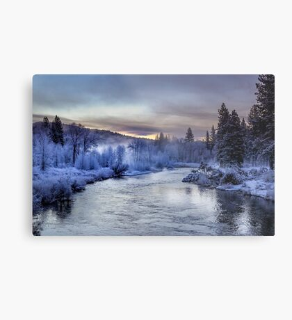 Wild and Scenic  Metal Print