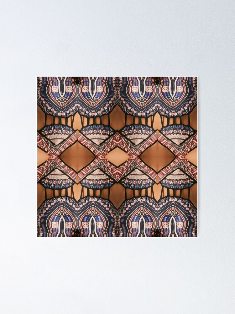 Alternate view of Pattern Poster
