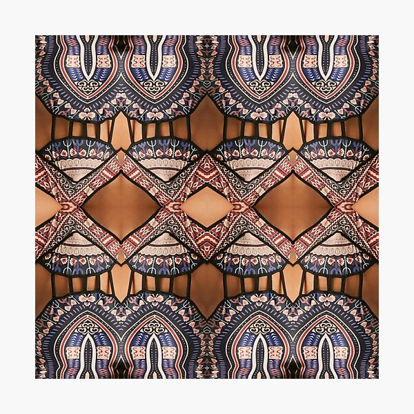Pattern Photographic Print
