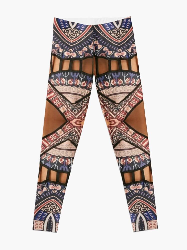 Alternate view of Pattern Leggings