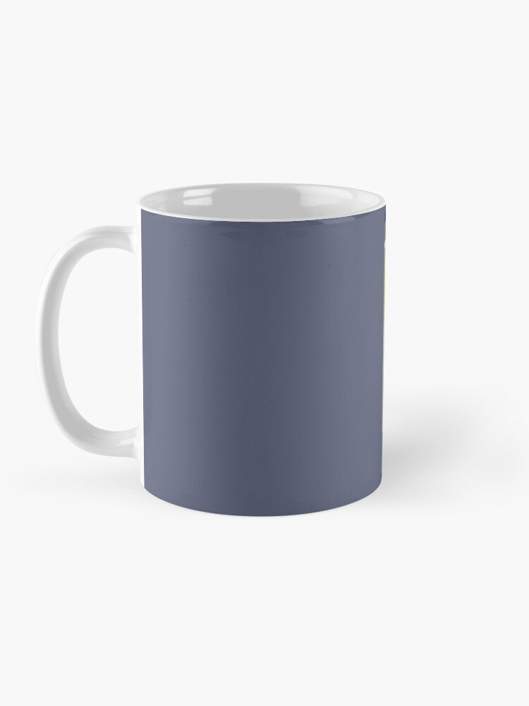 Alternate view of Shadow Man Mug