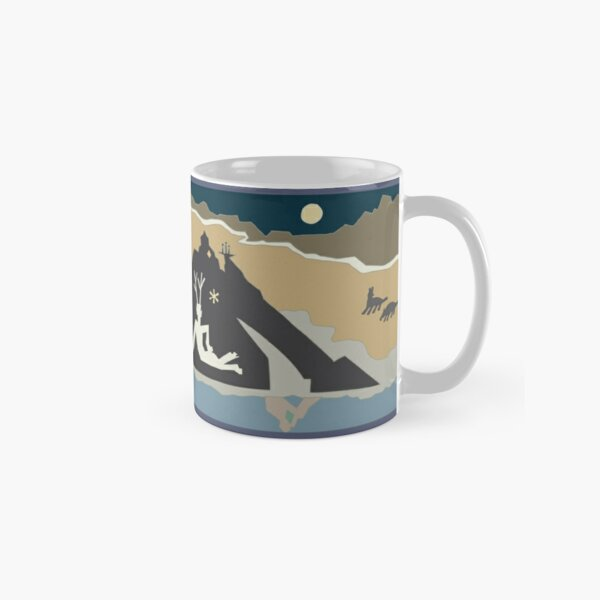 Shadow Man Classic Mug