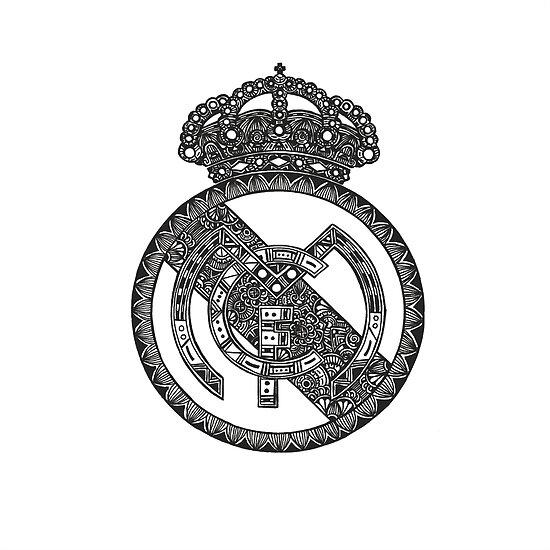 Imagenes de el logo del real madrid