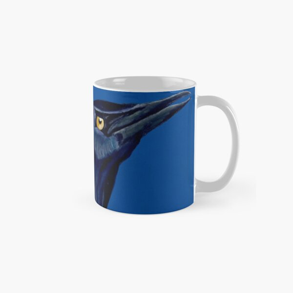 Male Grackle Classic Mug