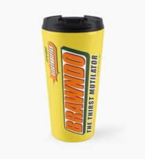 BRAWNDO Travel Mug