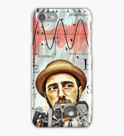 Unfinished self-Portrait iPhone Case/Skin