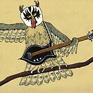« Screech Owl » par E-Maniak