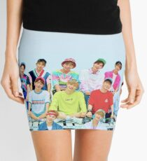 Wanna One Mini Skirt