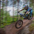 Downhill Race by Ari Salmela