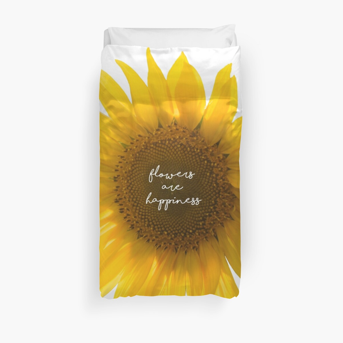 Quote Sunflower Yellow Flowers Are Happiness Motivational Quote