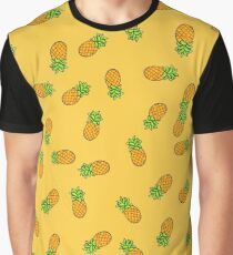 Ananas Leggings Graphic T-Shirt