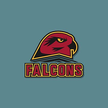 Mute City Falcons Team Logo by Underbridge