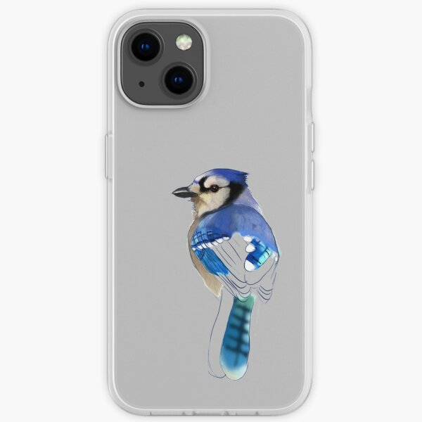 Becoming Blue iPhone Soft Case