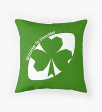 Rugby Ireland Throw Pillow