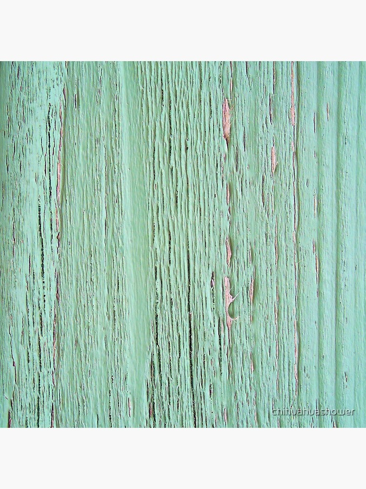 Rustic weathered wood mint shabby texture by chihuahuashower