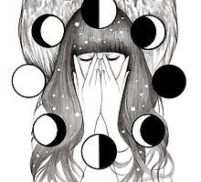 Moon Spells by Andrea Hrnjak