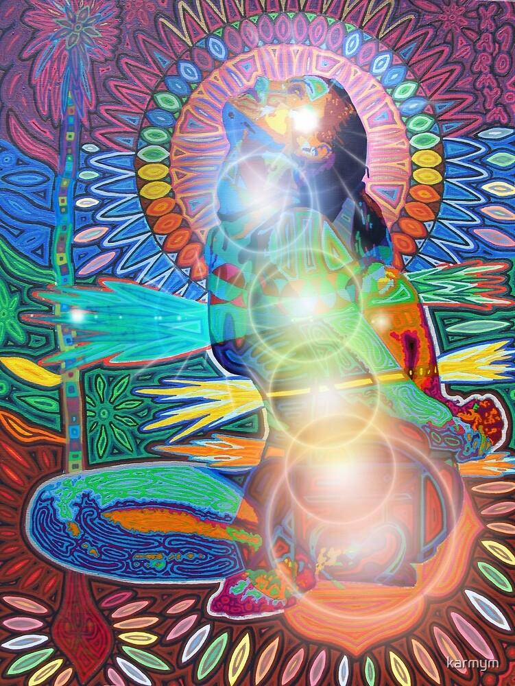 matsyendrasana digital - 2012 by karmym
