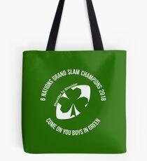 Ireland - Grand Slam 2018 Tote Bag
