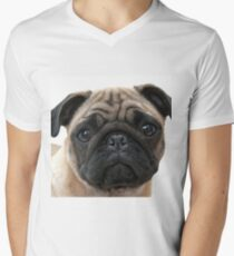 PUGGY Men's V-Neck T-Shirt
