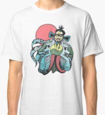 FU MANCHU - BIG TROUBLE KLEINE CHINA Classic T-Shirt