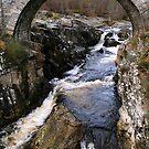 River Blackwater  Bridge by Alexander Mcrobbie-Munro