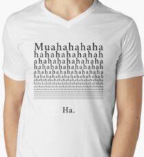 Evil Genius Men's V-Neck T-Shirt
