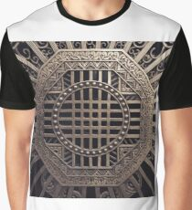 Air Ventilation Grate Graphic T-Shirt