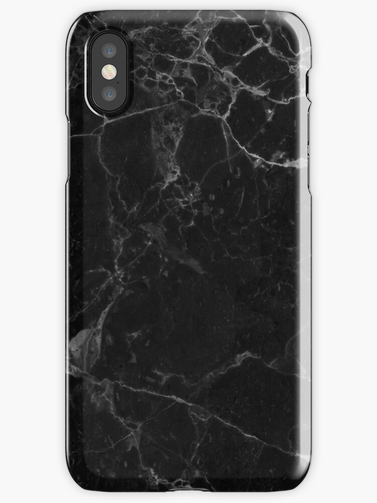 Marble black by Shaw Fowler