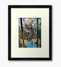 Nickelodeon Universe ~ Mall of America Framed Print