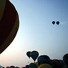 Ballooning by Jill Sprague