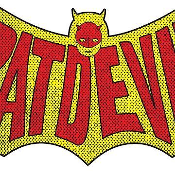 BatDevil Returns by NerdUniversitee